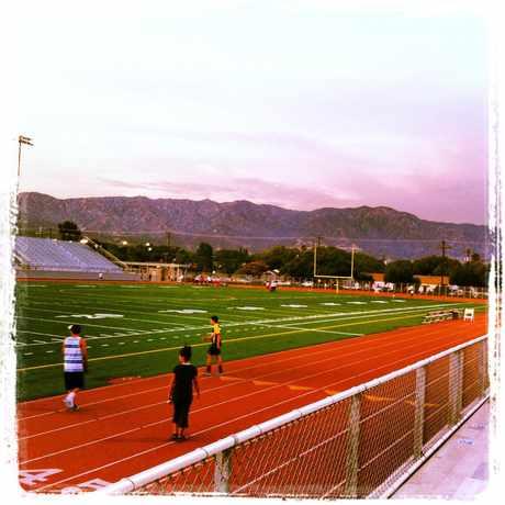 Photo of Memorial Field in Burbank