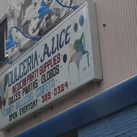 Photo of Dulceria Alice Party Store in Historic Mitchell Street, Milwaukee