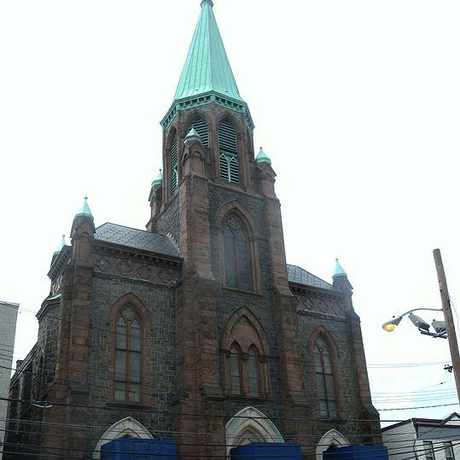 Photo of St. Anthony of Padua Roman Catholic Church, Monmouth Street, Jersey City, NJ in Jersey City