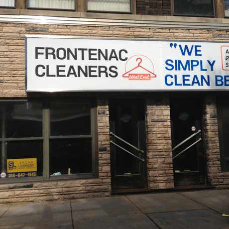 Photo of Frontenac Cleaners West End in Central West End, St. Louis