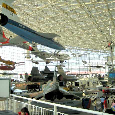 Photo of The Museum of Flight in Georgetown, Seattle
