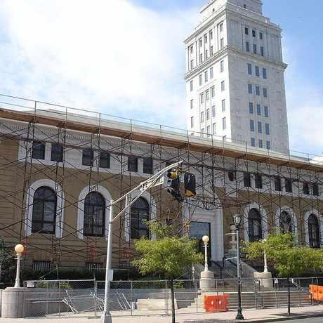 Photo of Elizabeth City Library in Elizabeth