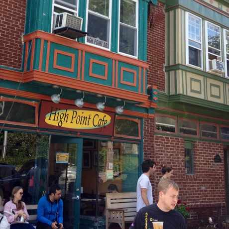 Photo of High Point Cafe in West Mount Airy, Philadelphia