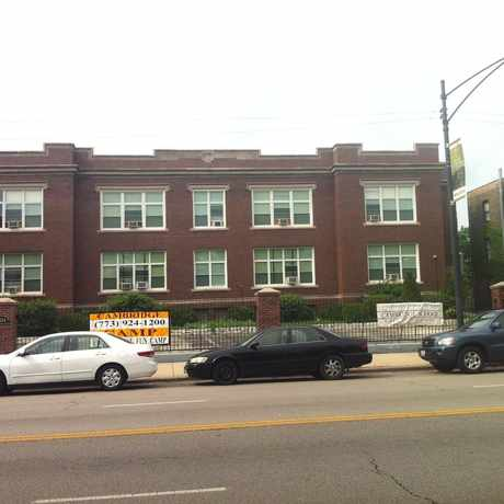 Photo of Urban Prep Chtr South Shore High School in Bronzeville, Chicago