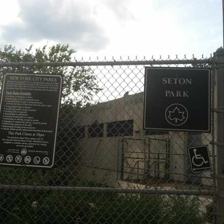 Photo of Seton Park in Riverdale, New York