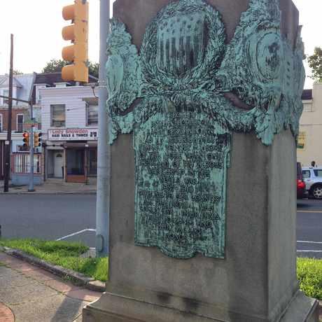 Photo of Chelten Av & Wister St in East Germantown, Philadelphia