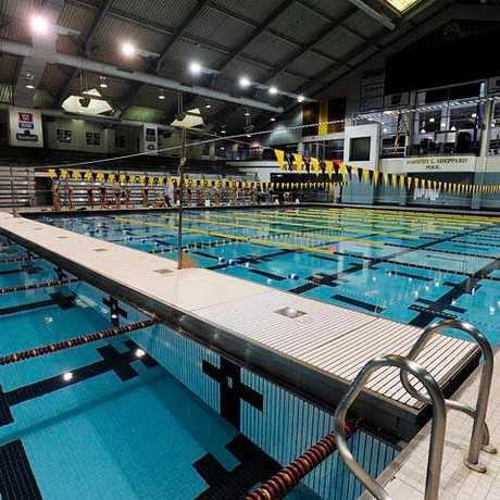 Photo of Corona Park Aquatic Center in Flushing, New York