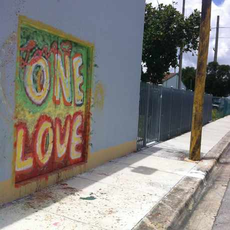 Photo of Street art in Overtown, Miami