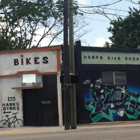 Photo of Bike Shop in Overtown, Miami