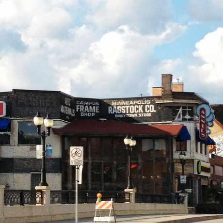 Photo of Ragstock in Uptown, Minneapolis