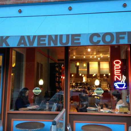 Photo of Park Avenue Coffee - Lafayette Square in Lafayette Square, St. Louis