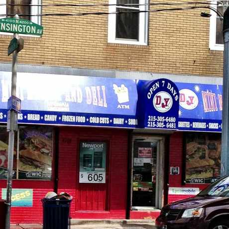 Photo of D And Y Deli in Frankford, Philadelphia