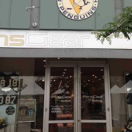 Photo of Pensgear Powered By Reebok in Southside Flats, Pittsburgh
