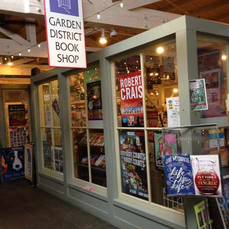 Photo of Garden District Book Shop in New Orleans