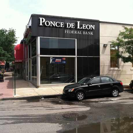 Photo of Ponce De Leone Federal Bank in Kingsbridge, New York