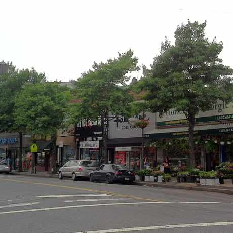 Photo of Shopping Center, Sunnyside, NY in Long Island City, New York