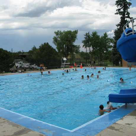 Photo of Berkeley Park Swimming Pool in Berkeley, Denver