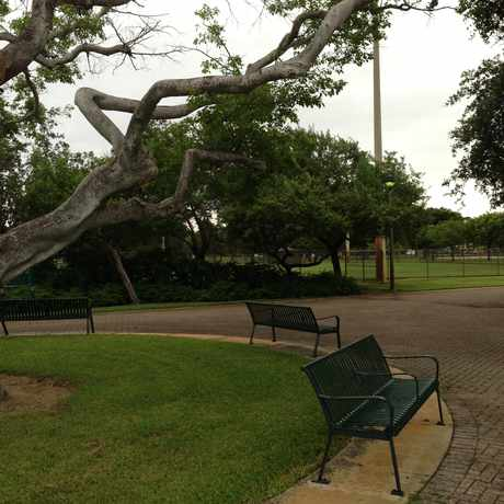 Photo of Benches in Victoria Park, Fort Lauderdale