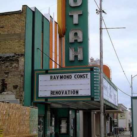 Photo of Utah Theater in Rio Grande, Salt Lake City
