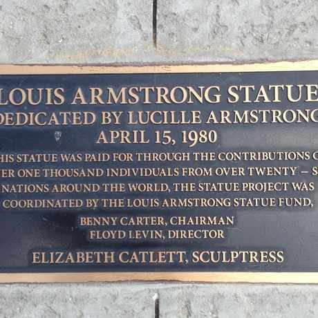 Photo of Louis Armstrong Park in Treme - Lafitte, New Orleans
