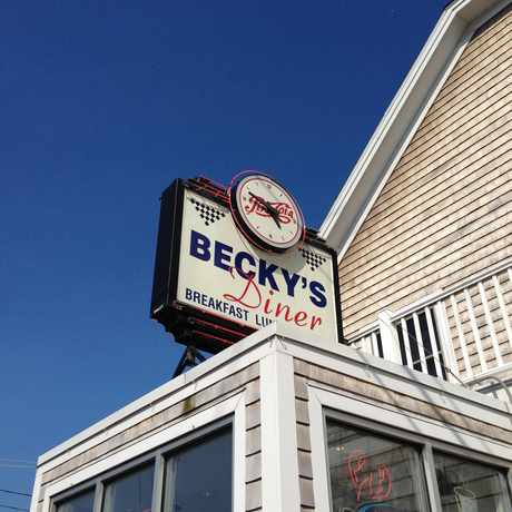 Photo of Becky's Diner in Downtown, Portland