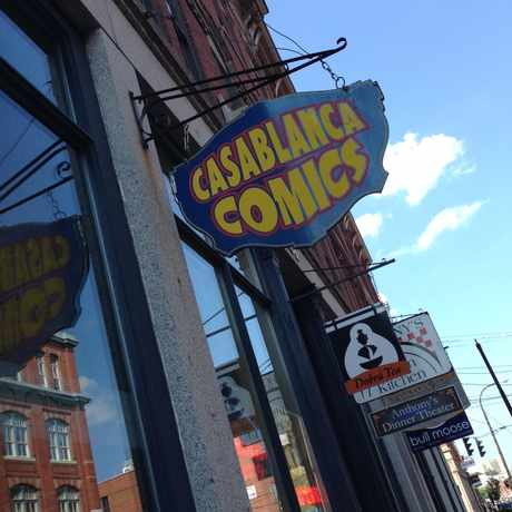 Photo of Casablanca Comics in Downtown, Portland