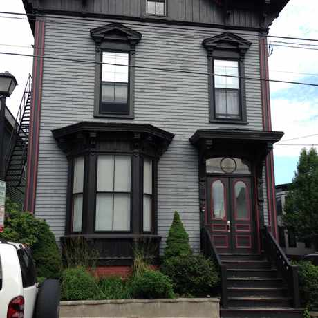 Photo of A haunted house in West End, Portland