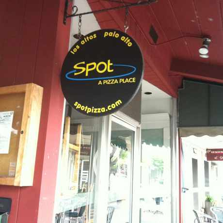 Photo of Spot A Pizza Place in Los Altos