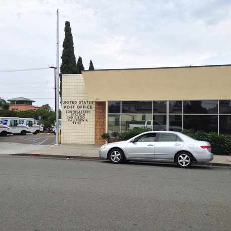 Photo of Logan Height Post Office in Logan Heights, San Diego