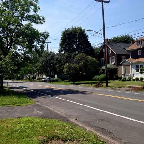 Photo of Euclid Ave in Eastside, Syracuse