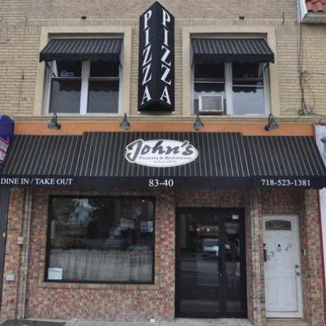 Photo of John's Pizzeria in Briarwood, New York