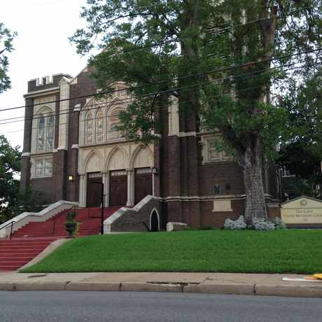 Photo of Oak Lawn United Methodist Church in Oak Lawn, Dallas