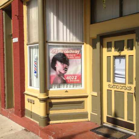 Photo of Off Broadway Barber and Beauty Salon in Dutchtown South, St. Louis