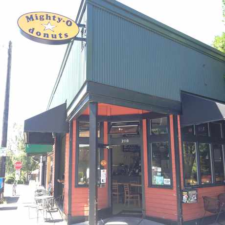Photo of Mighty-O Donuts in Wallingford, Seattle
