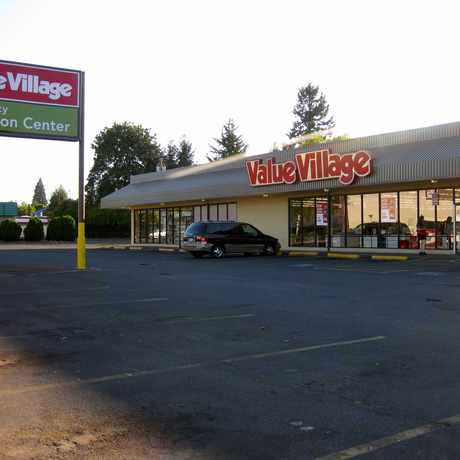 Photo of Value Village in Lents, Portland