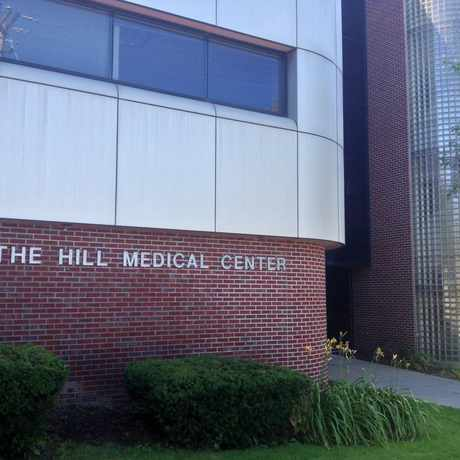 Photo of Hill Medical Center in Eastside, Syracuse