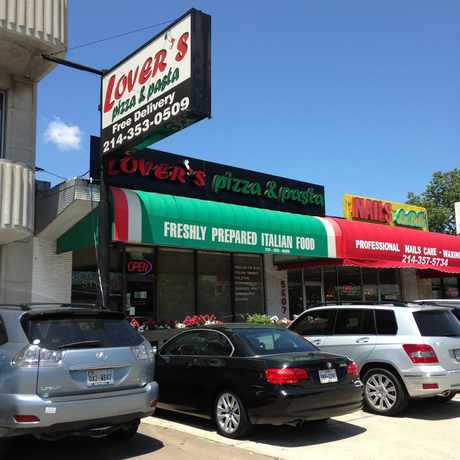 Photo of Lover's Pizza & Pasta in Inwood-Northwest, Dallas