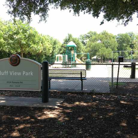 Photo of Bluff View Park in Inwood-Northwest, Dallas
