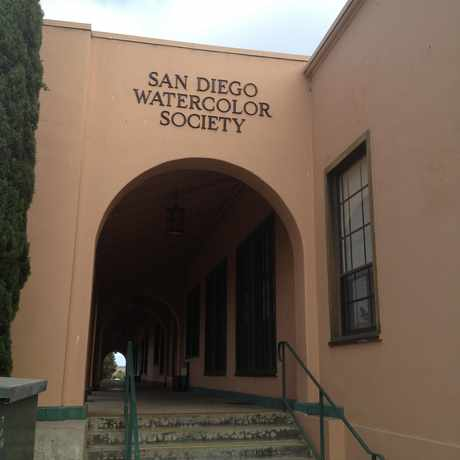 Photo of San Diego Watercolor Society in Midway District, San Diego