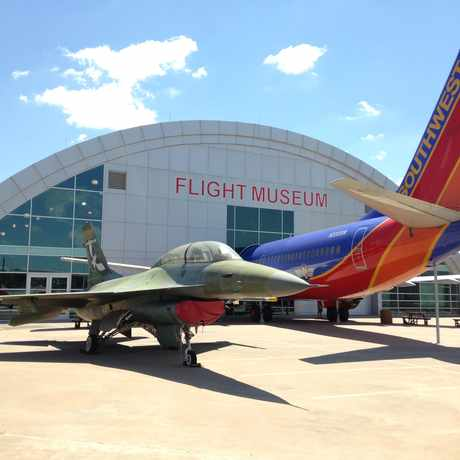 Photo of Frontiers of Flight Museum in Dallas